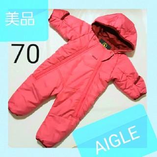 AIGLE - 美品★AIGLEジャンプスーツ