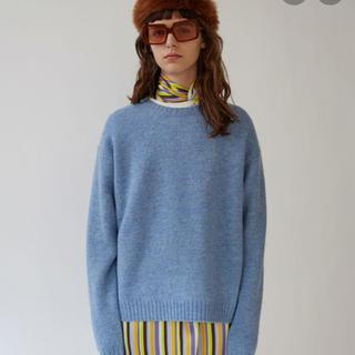 アクネ(ACNE)のacne Studious 新品未使用セーター xs(ニット/セーター)