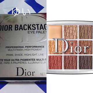 Dior - ディオールバックステージアイパレット003アンバー新品未使用アイシャドウ