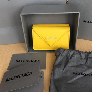 Balenciaga - 正規品 バレンシアガ ペーパーミニウォレット