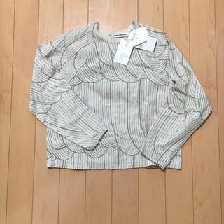 ミナペルホネン(mina perhonen)のミナペルホネン  sulka カットソー 130(Tシャツ/カットソー)