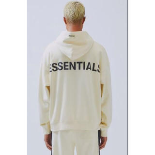 FEAR OF GOD - 19AW essentials パーカー