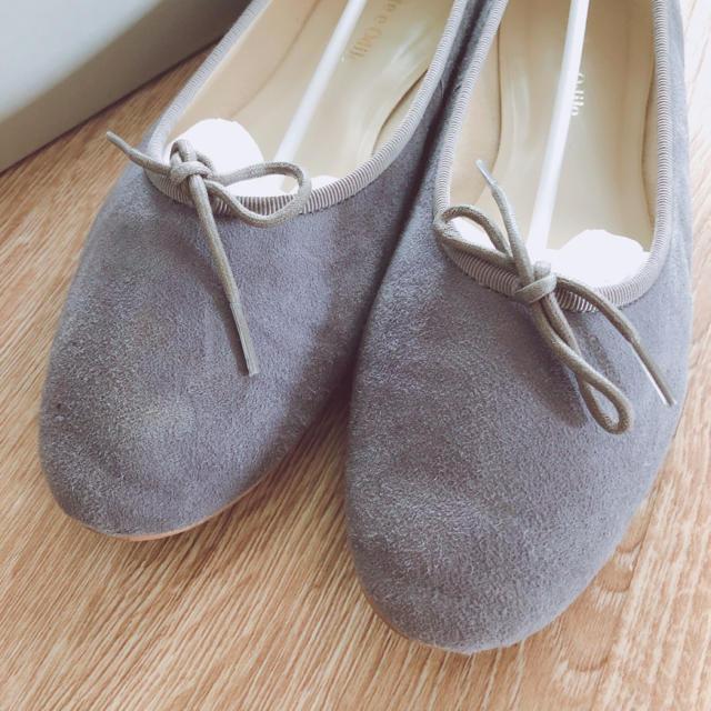 Odette e Odile(オデットエオディール)のゆちゃママ # さま専用 箱なし確認済 レディースの靴/シューズ(バレエシューズ)の商品写真
