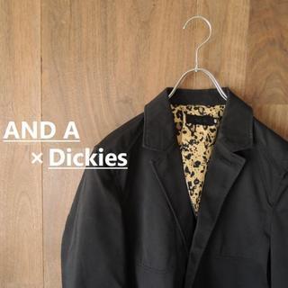 ディッキーズ(Dickies)のAndA アンドエー Dickiesジャケット(テーラードジャケット)