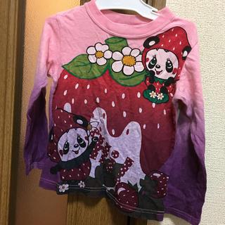 グラグラ(GrandGround)のグラグラ  ロンT 100〜105(Tシャツ/カットソー)