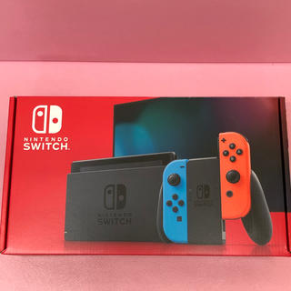 Nintendo Switch - 新品 新モデル ニンテンドースイッチ ネオンカラー