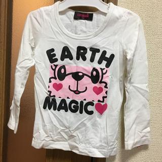 アースマジック(EARTHMAGIC)のアース  ロンT 110(Tシャツ/カットソー)