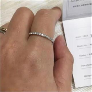 リング ホワイトゴールド12号(リング(指輪))