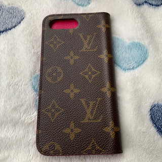 LOUIS VUITTON - ルイヴィトン  iPhone 8+