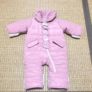 プティマイン(petit main)のプティマイン ジャンプスーツ 70センチ(ジャケット/コート)