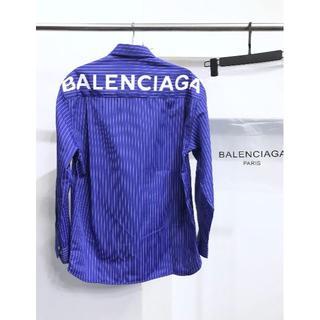 バレンシアガ(Balenciaga)の balenciaga バレンシアガ服シャツ(シャツ)