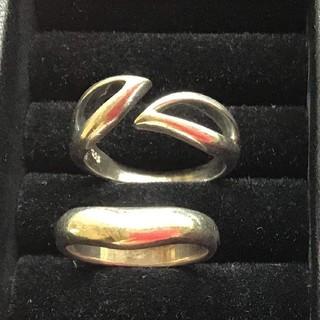レノマ シルバー 925 10号 8号(リング(指輪))