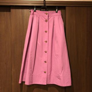 ビームス(BEAMS)の膝丈スカート(ひざ丈スカート)