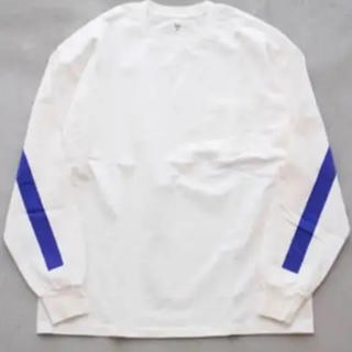 コモリ(COMOLI)のキャプテンサンシャイン ロングスリーブT 38 新品(Tシャツ/カットソー(七分/長袖))