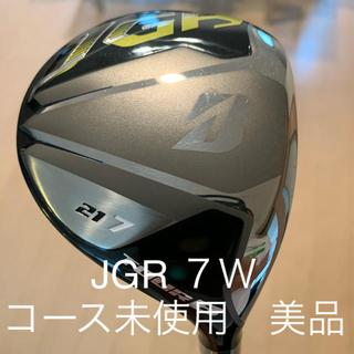BRIDGESTONE - ブリヂストン TOURB JGR 7W 21°  (R) フェアウェイウッド