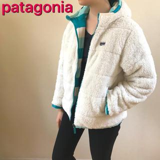 patagonia - パタゴニア リバーシブルフリース