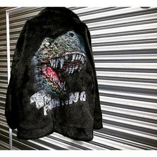 Supreme - doublet fur jacket  ティラノ Sサイズ 本日発送可
