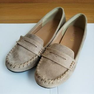 サルース(salus)のサルース  スエード調 ローファー  (ローファー/革靴)