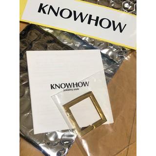 ユナイテッドアローズ(UNITED ARROWS)のknowhow (イヤーカフ)