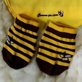 コムサイズム(COMME CA ISM)の靴下(靴下/タイツ)