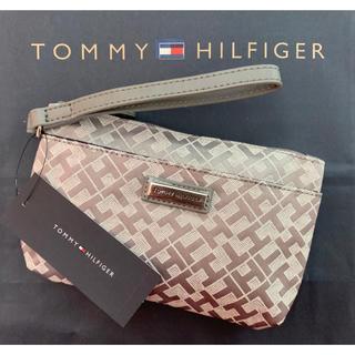 TOMMY HILFIGER - 新品 TOMMY HILFIGER リストレットポーチ