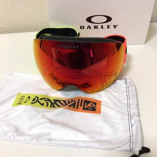 オークリー(Oakley)のOAKLEY オークリー フライトデッキ プリズムスノートーチ ゴーグル(ウエア/装備)
