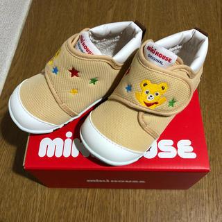 ミキハウス 靴 13.5