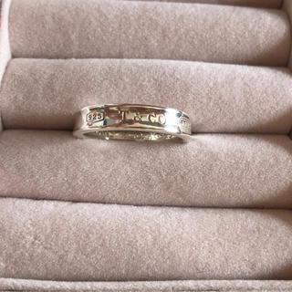 ティファニー(Tiffany & Co.)のティファニー リング 巾着・箱・紙袋付き!(リング(指輪))