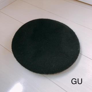 GU - GU ジーユー ♡ベレーハット