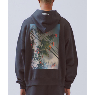 FEAR OF GOD - essentials photo series pullover hoodie