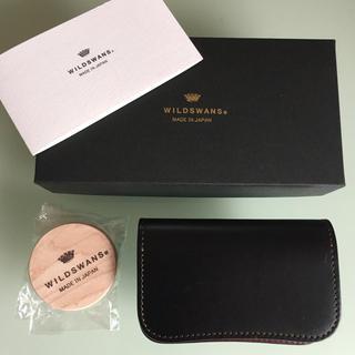 THE FLAT HEAD - 【美品】WILDSWANS ワイルドスワンズ 名刺入れ カードケース