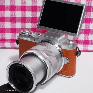 Panasonic - ⭐自撮りも楽々&Wi-Fi機能付き⭐ パナソニック GF7レンズキット・安心保証