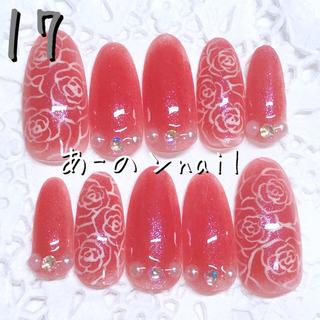 送料&カラー変更1色無料«17»ジェルネイルチップ♡*゜(つけ爪/ネイルチップ)