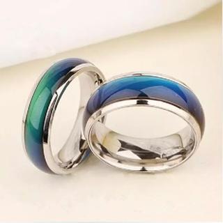 ムードリング 体温で色が変わる 指輪 2個セット(リング(指輪))