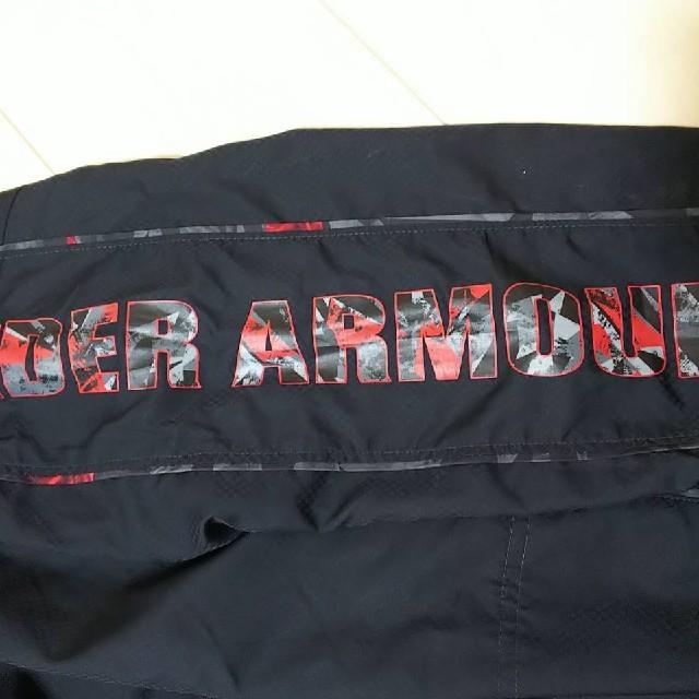 UNDER ARMOUR(アンダーアーマー)のひとみ様専用 アンダーアーマー ウィンドブレーカー スポーツ/アウトドアのランニング(ウェア)の商品写真