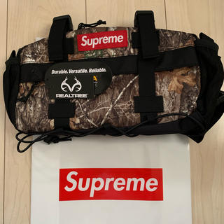 Supreme - supreme waist bag camo Real Tree