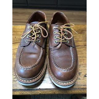 レッドウィング(REDWING)のレッドウィング オックスフォード US6.5 24.5cm(ブーツ)