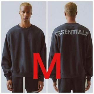FEAR OF GOD - Essentials Crew neck Sweatshirt