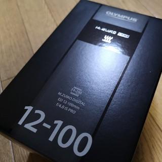 OLYMPUS - M.ZUIKO DIGITAL ED 12-100mm F4.0 IS PRO