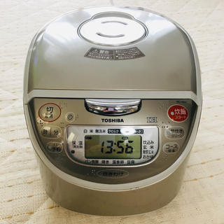 東芝 - IHジャー炊飯器 東芝 RC-10NH 美品
