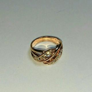 リング  指輪  ピンクゴールド(リング(指輪))
