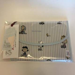 gelato pique - 1点限り♡超レア♡ジェラートピケ ♡ 【PEANUTS】ストライプ母子手帳ケース