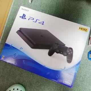 PlayStation - PlayStation®4 ジェット・ブラック 500GB  プレステ4 CUH