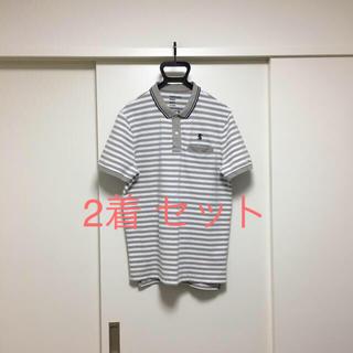 【タイムセール】GIORDANO ポロシャツ 2枚セット