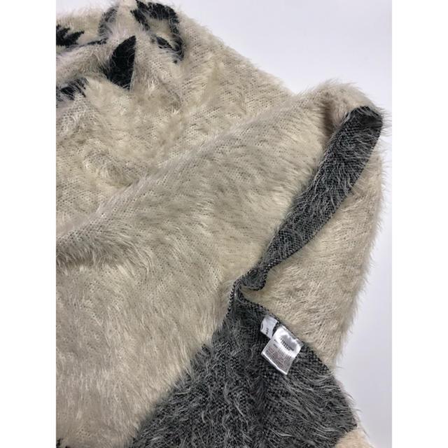 JEANASIS(ジーナシス)のポンチョ レディースのジャケット/アウター(ポンチョ)の商品写真