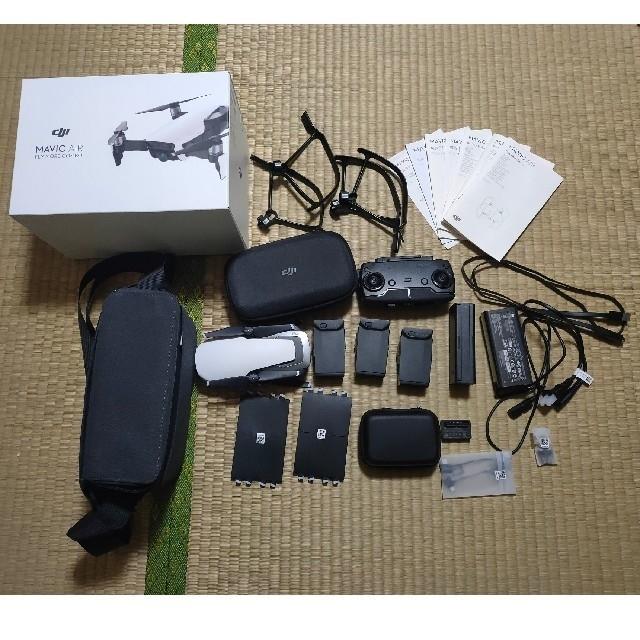 DJI MAVIC AIR FLY MORE COMBO フライモアコンボ スマホ/家電/カメラのカメラ(その他)の商品写真
