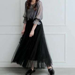 超美品 ロングスカート