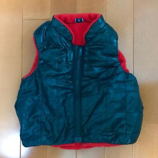 中綿入りベスト 90サイズ(ジャケット/上着)