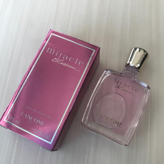 LANCOME - ランコム 香水 ミラク ブラッサム ノベルティ 非売品 サンプル ミニ 新品