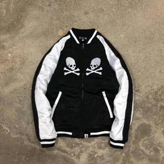 A BATHING APE - BAPE x MMJ souvenir jacket ジャケット